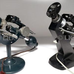 Vintage Compacto Microscope